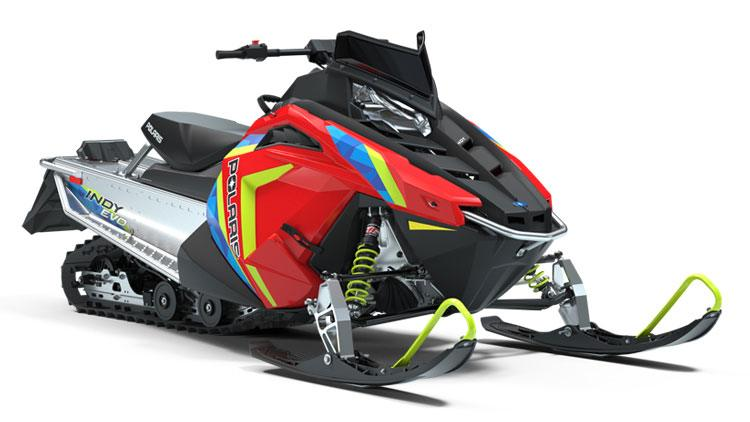 2019 Polaris INDY EVO in Greenland, Michigan - Photo 1