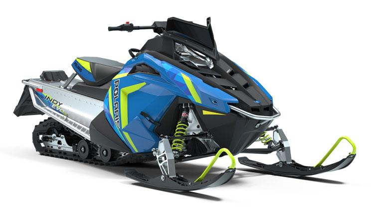 2019 Polaris INDY EVO ES in Bigfork, Minnesota