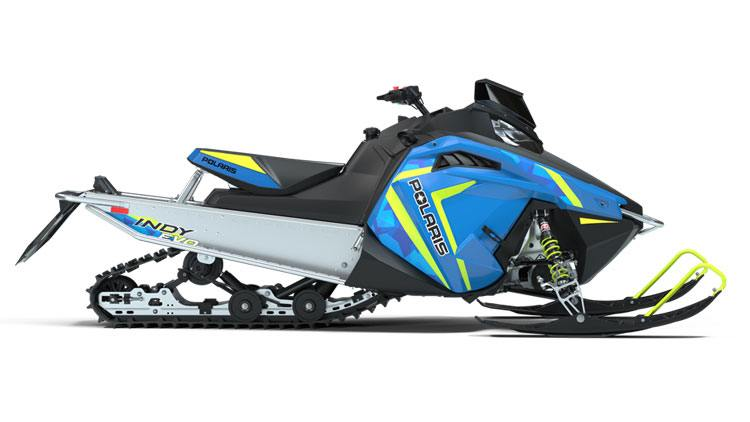 2019 Polaris INDY EVO ES in Lake City, Colorado - Photo 2