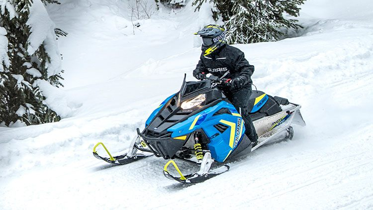 2019 Polaris INDY EVO ES in Saint Johnsbury, Vermont