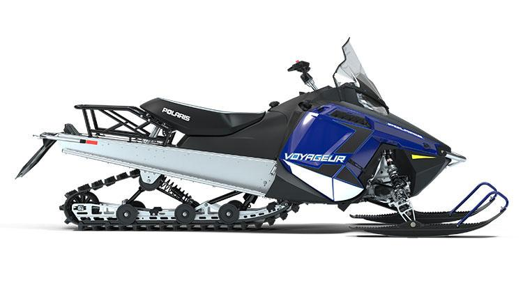 2019 Polaris 550 Voyageur 144 ES in Scottsbluff, Nebraska