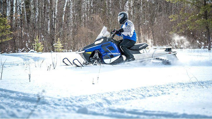 2019 Polaris 550 Voyageur 144 ES in Ironwood, Michigan