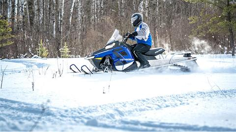 2019 Polaris 550 Voyageur 144 ES in Eagle Bend, Minnesota