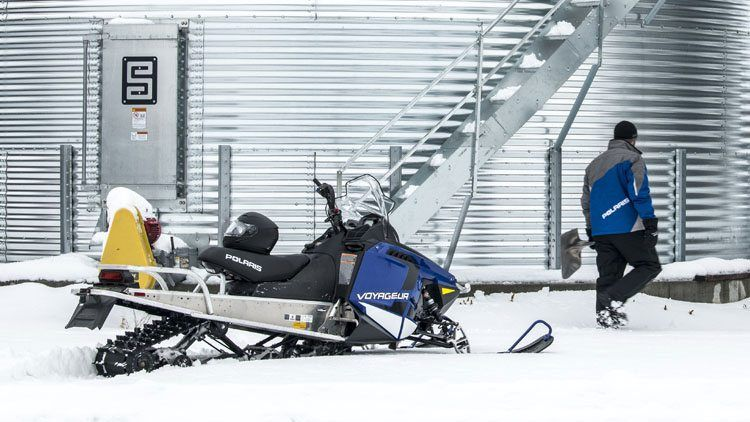 2019 Polaris 550 Voyageur 144 ES in Grimes, Iowa