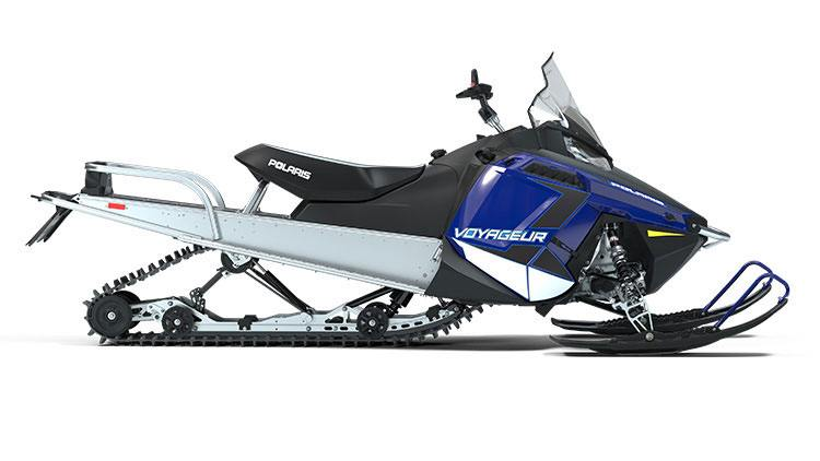 2019 Polaris 550 Voyageur 155 ES in Ironwood, Michigan