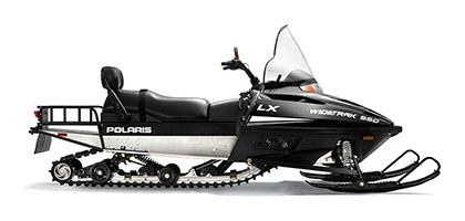 2019 Polaris 550 WideTrak LX ES in Center Conway, New Hampshire