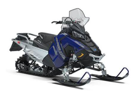 2019 Polaris 600 Voyageur 144 ES in Pittsfield, Massachusetts