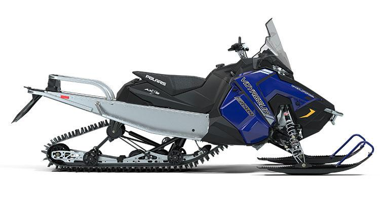 2019 Polaris 600 Voyageur 144 ES in Barre, Massachusetts