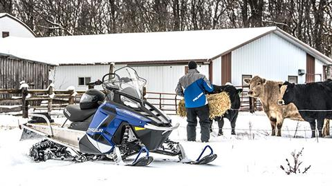 2019 Polaris 600 Voyageur 144 ES in Mio, Michigan
