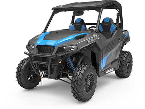 2019 Polaris General 1000 EPS Deluxe in Saratoga, Wyoming