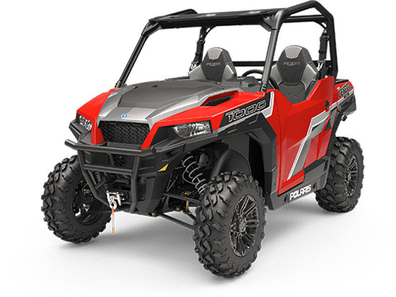 2019 Polaris General 1000 EPS Deluxe in Baldwin, Michigan