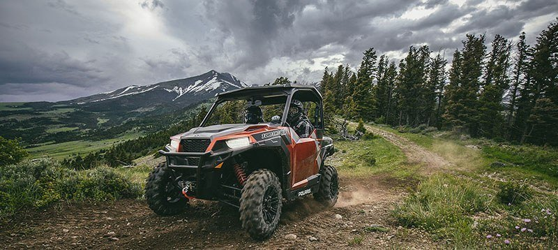 2019 Polaris General 1000 EPS Deluxe in Anchorage, Alaska - Photo 10