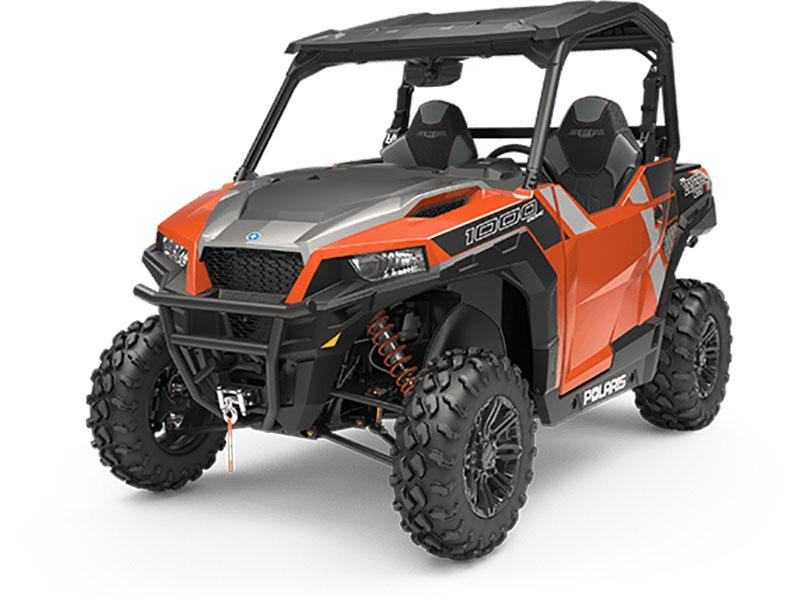 2019 Polaris General 1000 EPS Deluxe in Barre, Massachusetts - Photo 1