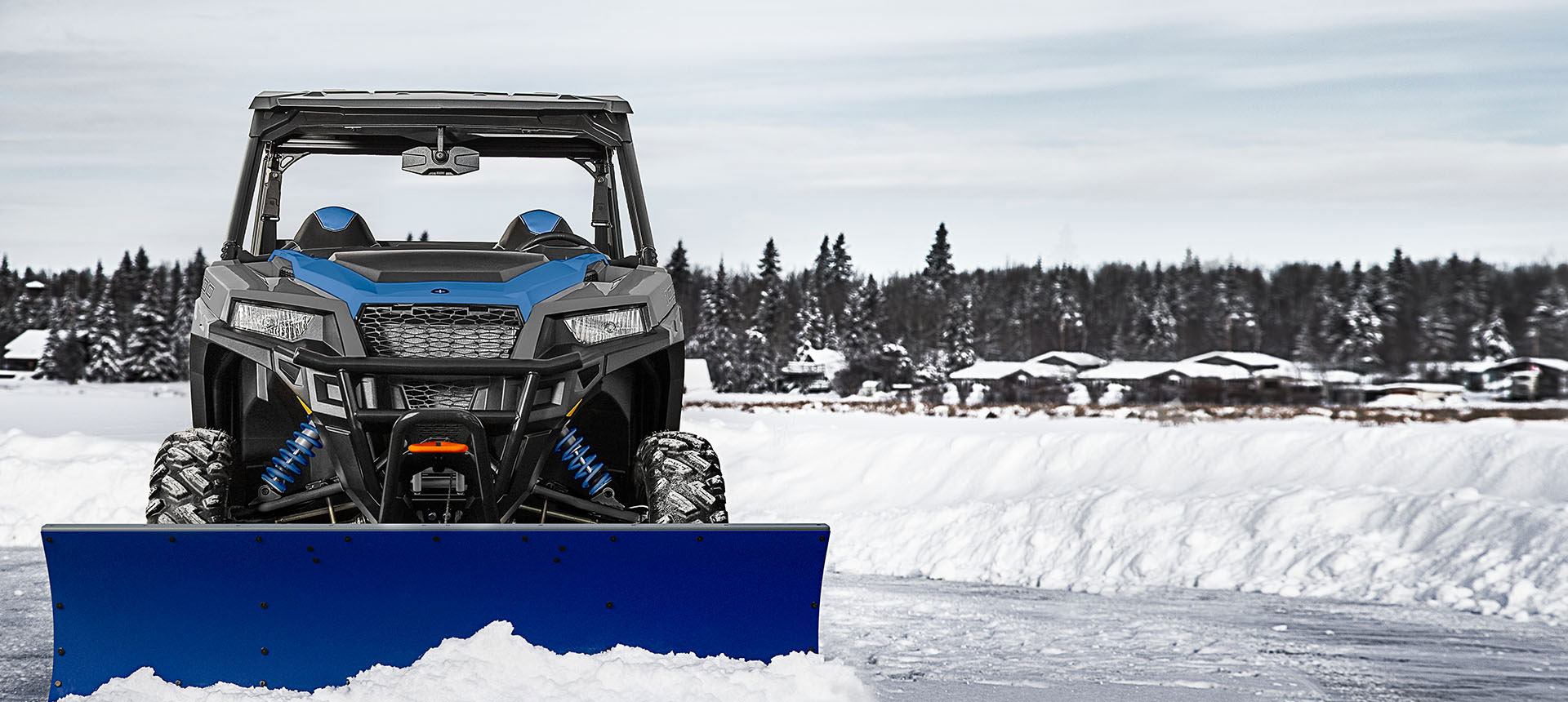 2019 Polaris General 1000 EPS Deluxe in Bigfork, Minnesota