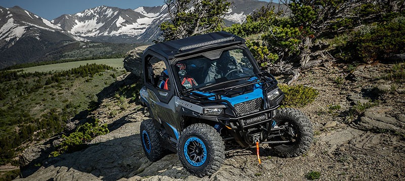 2019 Polaris General 1000 EPS Deluxe in Ledgewood, New Jersey