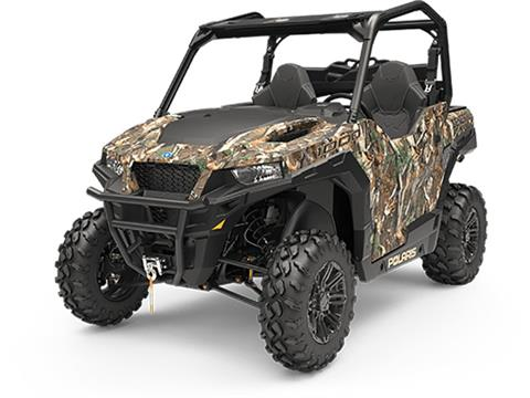 2019 Polaris General 1000 EPS Hunter Edition in Adams, Massachusetts