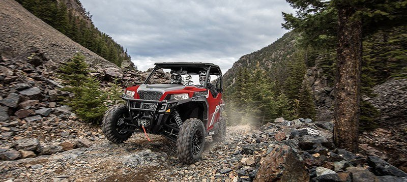 2019 Polaris General 1000 EPS Hunter Edition in Hillman, Michigan - Photo 2