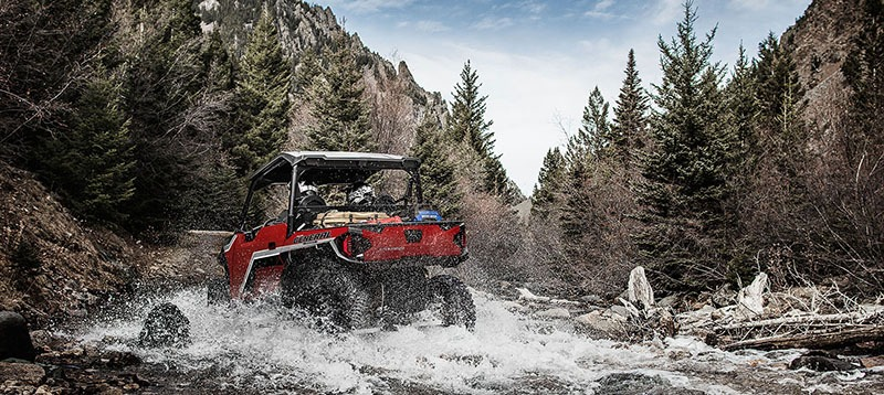 2019 Polaris General 1000 EPS Hunter Edition in Mount Pleasant, Michigan - Photo 3