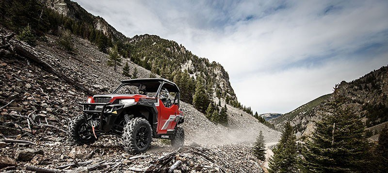 2019 Polaris General 1000 EPS Hunter Edition in Olean, New York - Photo 4