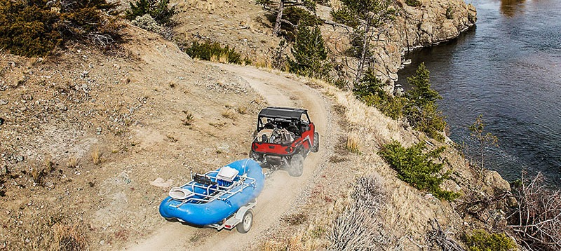2019 Polaris General 1000 EPS Hunter Edition in Cottonwood, Idaho - Photo 5