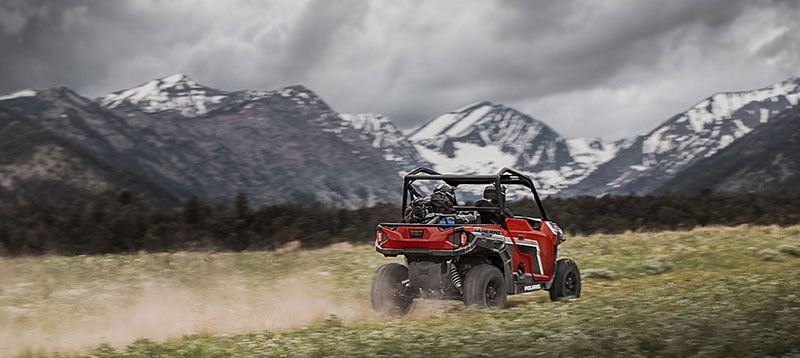 2019 Polaris General 1000 EPS Hunter Edition in Bennington, Vermont - Photo 11
