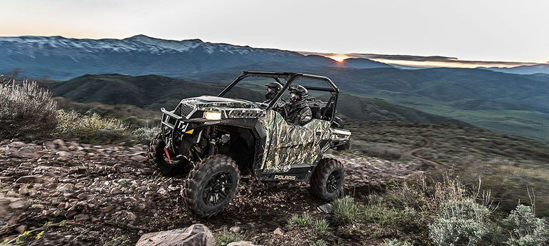 2019 Polaris General 1000 EPS Hunter Edition in Bennington, Vermont - Photo 12