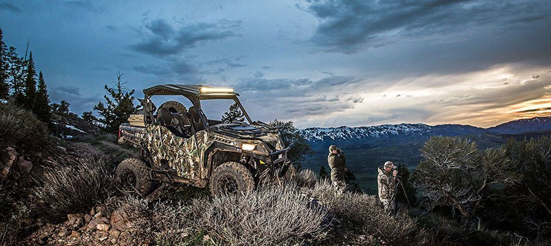2019 Polaris General 1000 EPS Hunter Edition in Mahwah, New Jersey - Photo 13