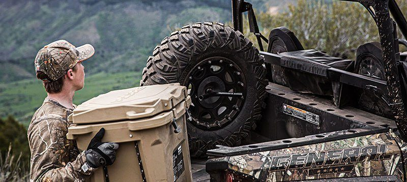 2019 Polaris General 1000 EPS Hunter Edition in Bennington, Vermont - Photo 14