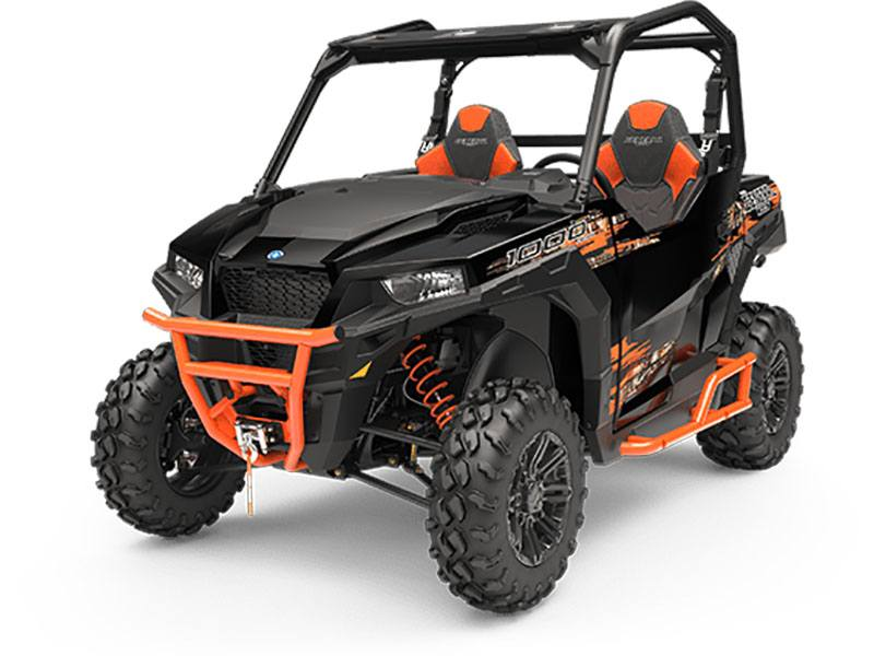 2019 Polaris General 1000 EPS LE in Statesville, North Carolina - Photo 12