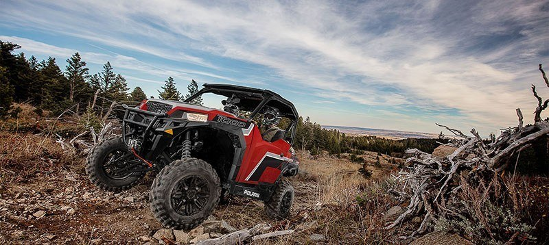 2019 Polaris General 1000 EPS Premium in Afton, Oklahoma