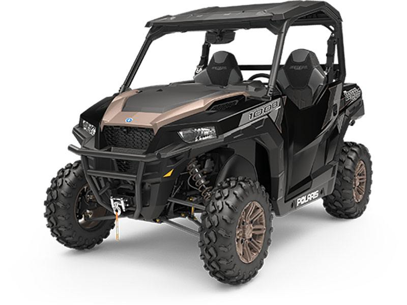 2019 Polaris General 1000 EPS Ride Command Edition in Leesville, Louisiana