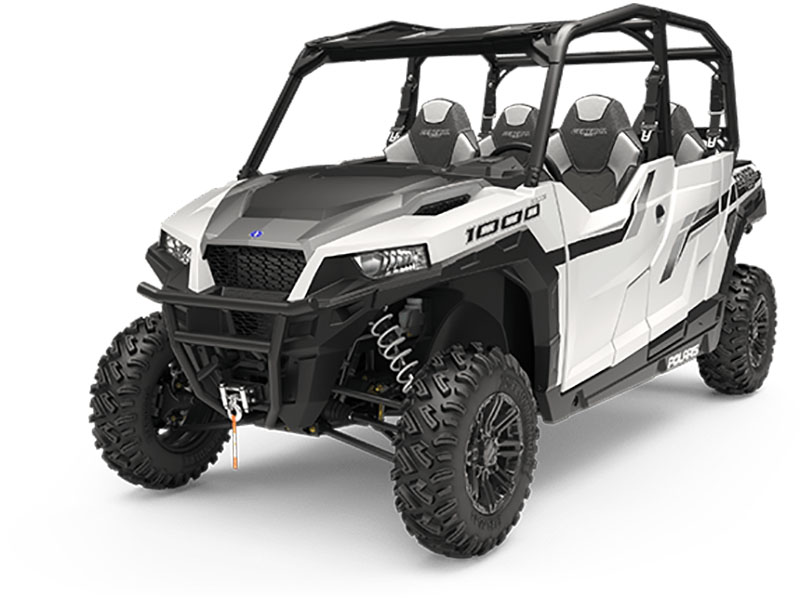 2019 Polaris General 4 1000 EPS in Elkhorn, Wisconsin