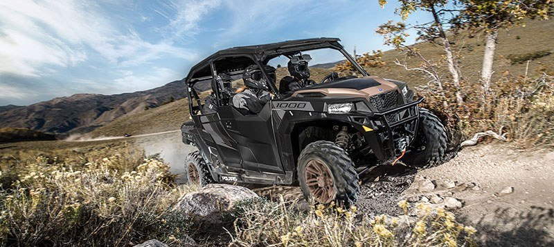 2019 Polaris General 4 1000 EPS Ride Command Edition in Leland, Mississippi