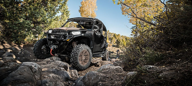 2019 Polaris General 4 1000 EPS Ride Command Edition in Elkhart, Indiana