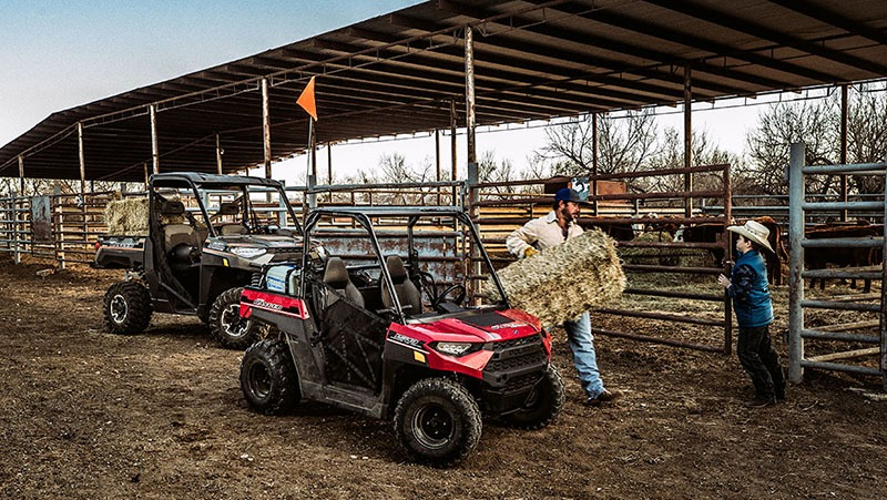 2019 Polaris Ranger 150 EFI in Elkhorn, Wisconsin - Photo 4