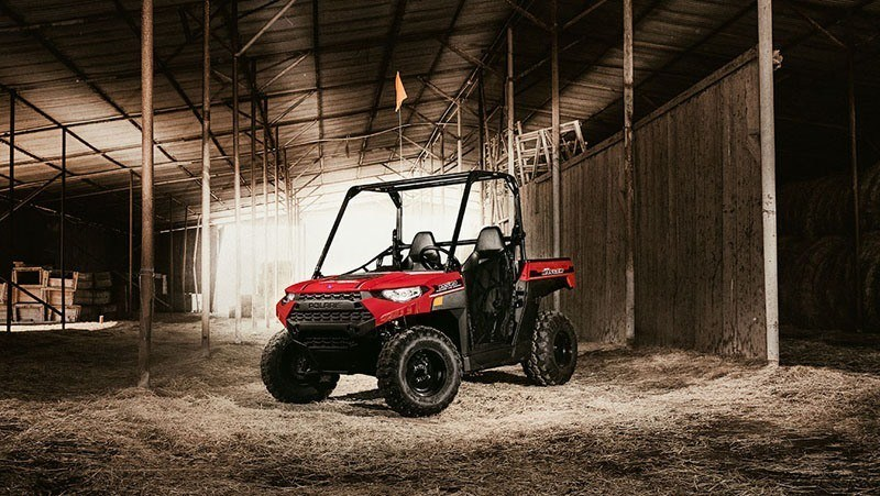 2019 Polaris Ranger 150 EFI in Three Lakes, Wisconsin - Photo 6