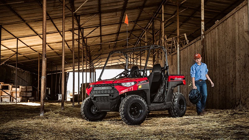 2019 Polaris Ranger 150 EFI in Three Lakes, Wisconsin - Photo 7
