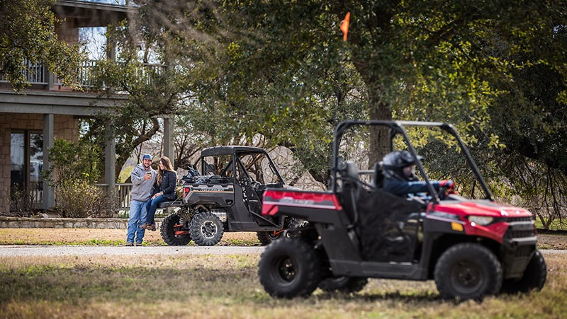 2019 Polaris Ranger 150 EFI in Yuba City, California - Photo 11