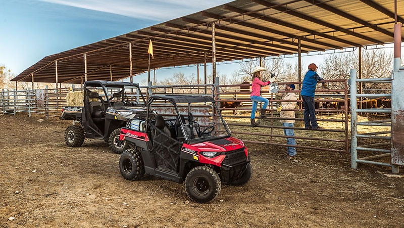 2019 Polaris Ranger 150 EFI in Three Lakes, Wisconsin - Photo 13