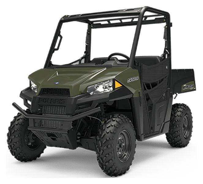 2019 Polaris Ranger 500 in Milford, New Hampshire