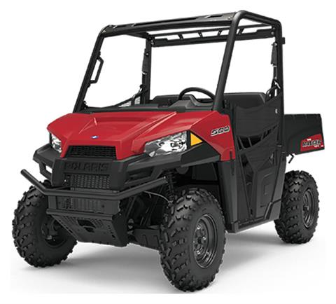 2019 Polaris Ranger 500 in Barre, Massachusetts - Photo 1