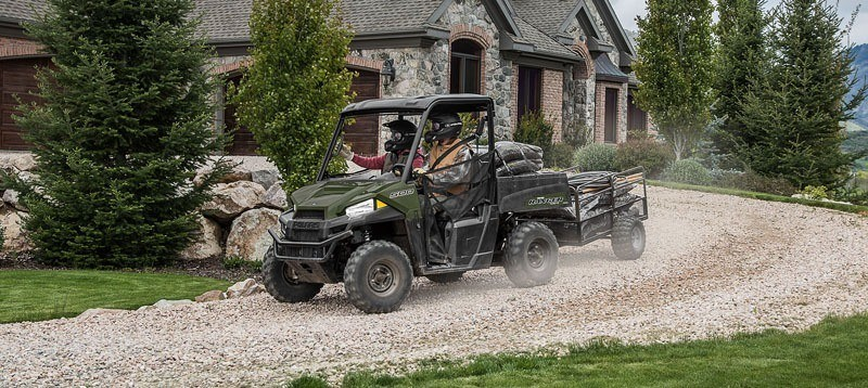 2019 Polaris Ranger 500 in Dimondale, Michigan - Photo 2