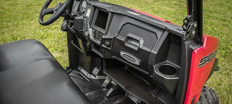 2019 Polaris Ranger 500 in Barre, Massachusetts - Photo 4