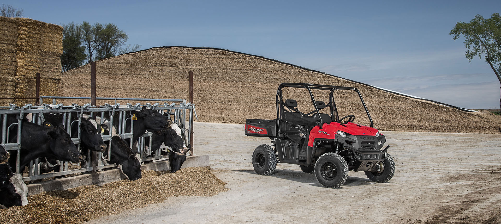 2019 Polaris Ranger 570 Full-Size in Baldwin, Michigan