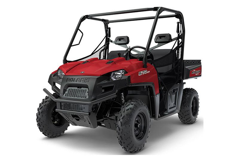 2019 Polaris Ranger 570 Full-Size in Union Grove, Wisconsin - Photo 2