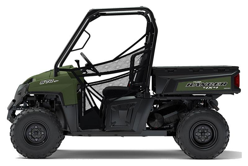 2019 Polaris Ranger 570 Full-Size in Fleming Island, Florida - Photo 2