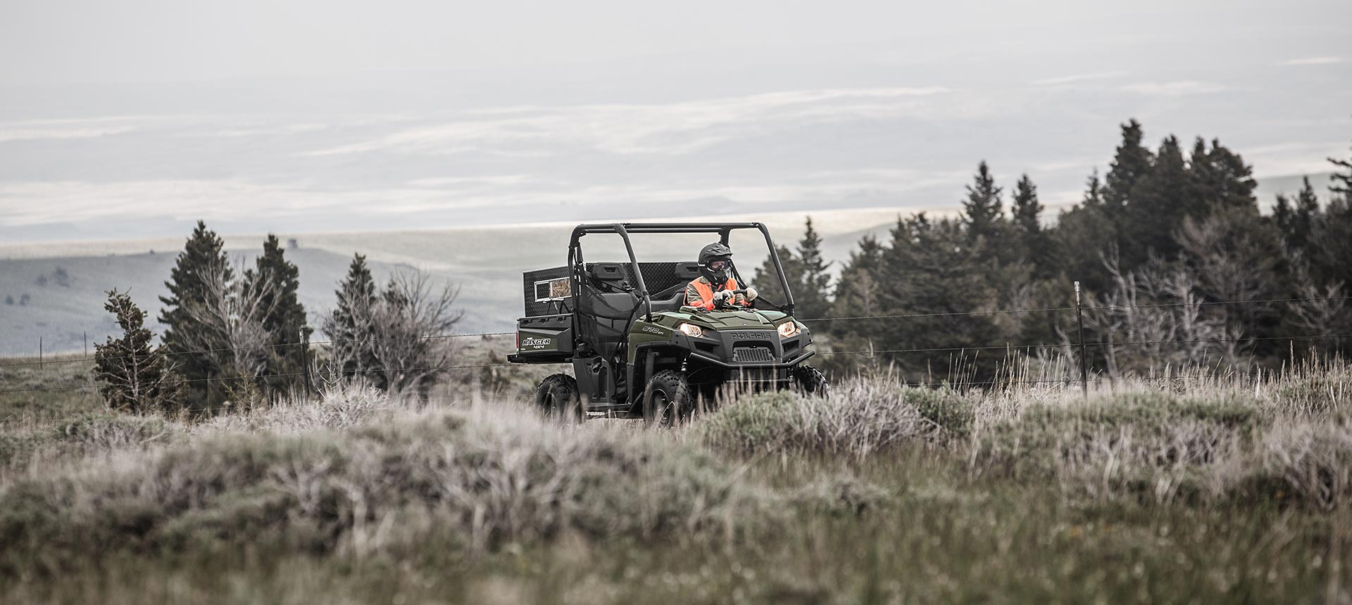 2019 Polaris Ranger 570 Full-Size in Asheville, North Carolina - Photo 6