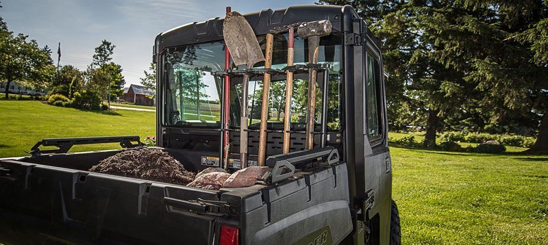 2019 Polaris Ranger 570 Polaris Pursuit Camo in Elma, New York - Photo 3