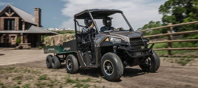2019 Polaris Ranger 570 Polaris Pursuit Camo in Saint Clairsville, Ohio - Photo 4