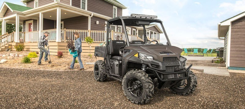 2019 Polaris Ranger 570 Polaris Pursuit Camo in Dimondale, Michigan - Photo 6